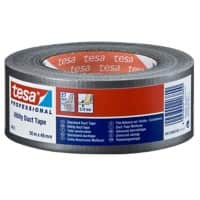tesa extra Power Duct Tape 48 mm x 50 m Black