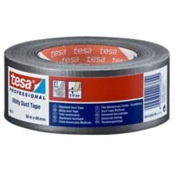 tesa extra Power Duct Tape Duct Tape 48 mm x 50 m Black