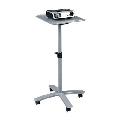 Nobo Multimedia Projection Trolley 1900790 Single Platform
