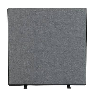 Freestanding Screen Grey 1,200 x 1,200 mm