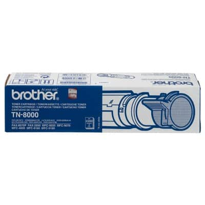 Brother TN-8000 Original Toner Cartridge Black