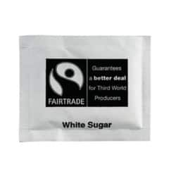 Fair Trade Sugar Sachets 1000 pk