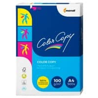 Color Copy Printer Paper A4 100gsm White 500 Sheets