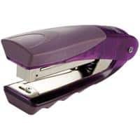 Rexel Stapler Centor Half Strip 25 Sheets Purple