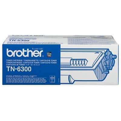 Brother TN-6300 Original Toner Cartridge Black