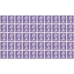 Royal Mail SH3 Postage Stamps 50 pieces