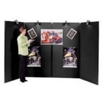 Display Stand Jumbo Black 914 x 1,829 mm
