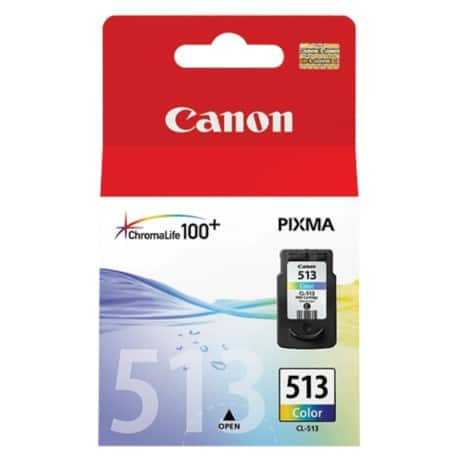 Canon CL-513 Original Ink Cartridge 3 Colours