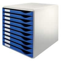 Leitz Filing Drawers Blue 28.5 x 35.5 x 29 cm