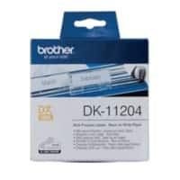 Brother Labels DK11204 54 x 17 mm White