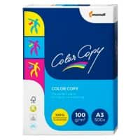 Mondi Color Copy Printer Paper A3 100gsm White 500 Sheets