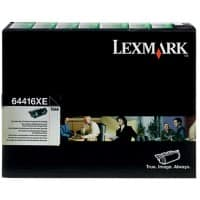 Lexmark 64416XE Original Toner Cartridge Black