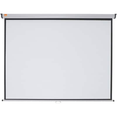 Acco Nobo Wall Mountable Screen 1750 x 1325 mm