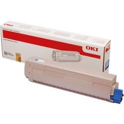 OKI 45862839 Original Toner Cartridge Cyan