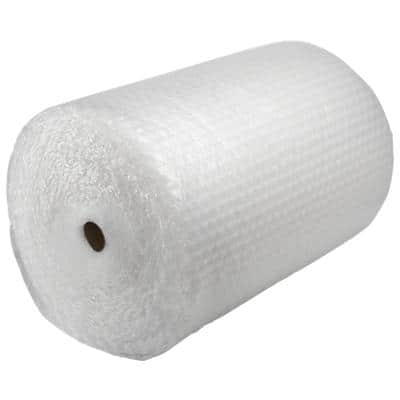 Sealed Air Bubble Wrap Roll Transparent Polyethylene 750 mm x 30 m