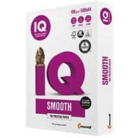 IQ Smooth Copy Paper A4 100gsm White 500 Sheets