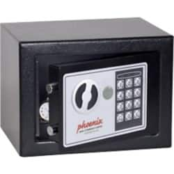 Phoenix Security Safe Compact Home Office SS0721E Black 24 x 17 x 18 cm