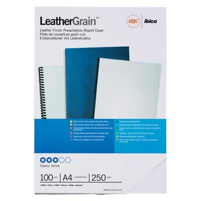 GBC Binding Covers CE040010 A4 100 Pieces