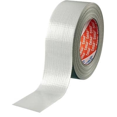 tesa extra Power Duct Tape  48 mm x 50 m Silver