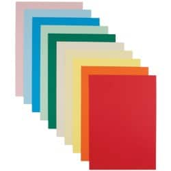 Art And Craft Card Pastel Colours A4 100 pk