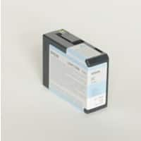 Epson T5805 Original Light Cyan Ink Cartridge C13T580500
