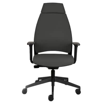 Office Chair IMAGE plus 400 Fabric Black