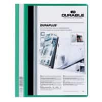 DURABLE Report File 257905 A4 Green PVC