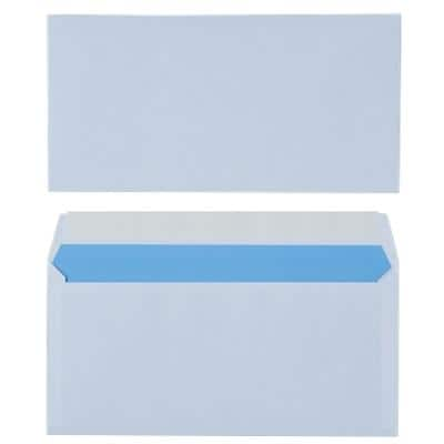 Blake Purely Environmental FSC DL 110 x 220 mm Peel and Seal Envelopes  110gsm White Pack of 500