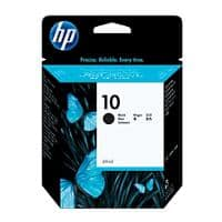 HP 10 Original Ink Cartridge C4844A Black