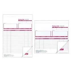 2-part Purchase Order Books 203 x 279 mm