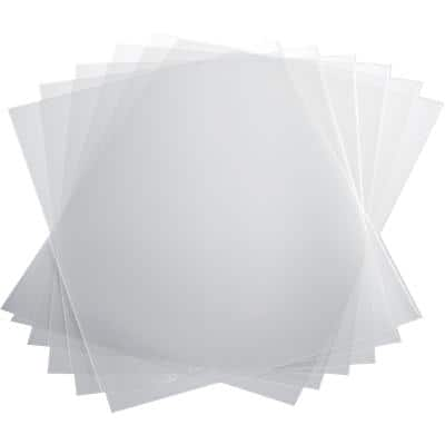 DURABLE Report Covers 293919 Transparent Polypropylene Pack of 50