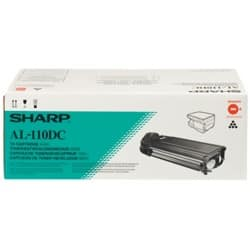 Sharp Al-110DC Original Toner Cartridge Black