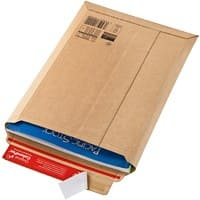 ColomPac Well Safe 4 Envelope Brown 250 x 340 mm