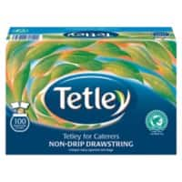 Tetley Black Tea Bags 100 Pieces
