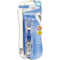 Rapesco Superclip Dispenser Supaclip Silver