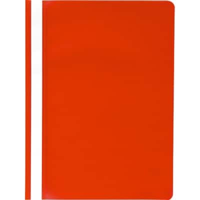 Exacompta Report File 449203B A4 Red Polypropylene 25 Pieces