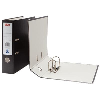 Office Depot Lever Arch File Black A4 75 mm