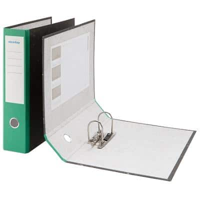 Niceday Economy Lever Arch File 80 mm Foolscap Green