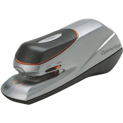 Rexel Electric Stapler 2102348 No. 56 20 Sheets Silver, Black