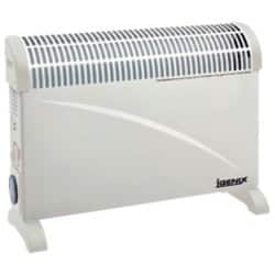 Igenix 2 kW Convector Heater with Thermostat+Timer