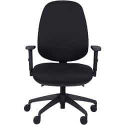 Office Chair synchro tilt Black