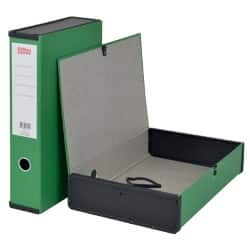 Office Depot Box file A4 75 mm Green