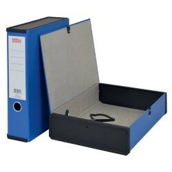 Office Depot Box file A4 75 mm Blue
