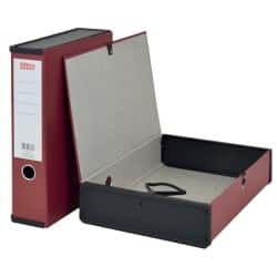 Office Depot Box file A4 75 mm Burgundy