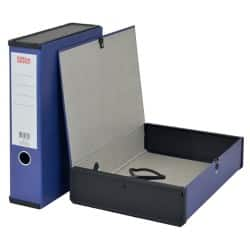 Office Depot Box file A4 75 mm Dark Blue