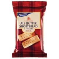 McVitie's All Butter Shortbread Biscuits 40g 48 Pieces