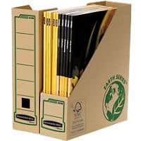 BANKERS BOX® Earth Series Magazine File - Pack of 20