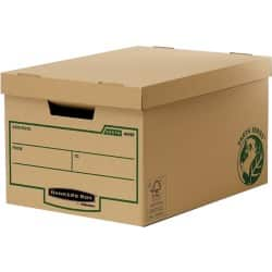 Fellowes bankers box earth series Earth Series Archive Boxes Brown 27.1 x 32.5 x 47 cm 10 pieces