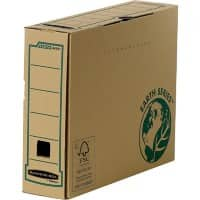 BANKERS BOX Transfer File A4 Brown Cardboard 20 Pieces