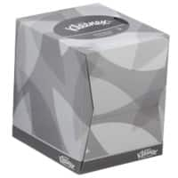 Kleenex Facial Tissues Cube 2 Ply 90 Sheets